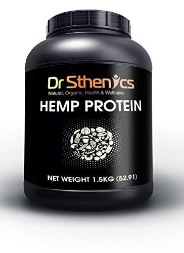 Dr Sthenics Organic Hemp Protein Powder (250g)