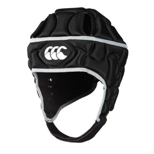 Canterbury Club Plus Headgear, Black, X-Large