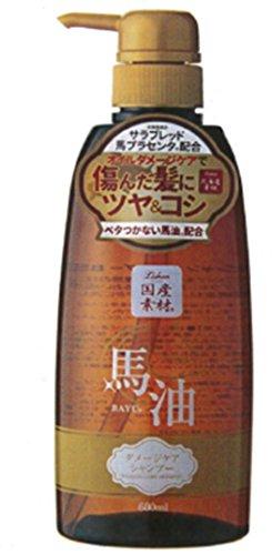 アイスタイル リシャン馬油シャンプー 600ML