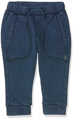 Imps & Elfs Baby-Jungen B Pants Hose, Blau (Indigo Blue Dyed P360), (Herstellergröße: 50)