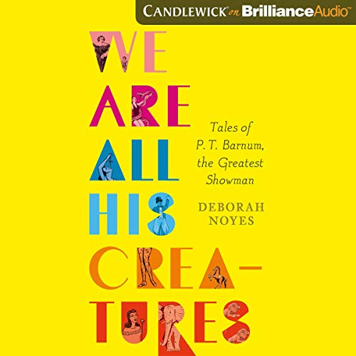 We Are All His Creatures Titelbild