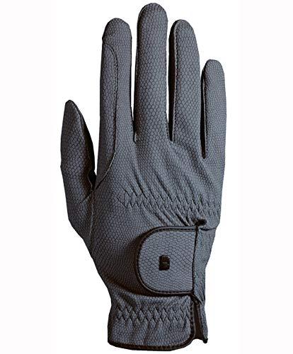 Guante Roeckl 3301-208 Color:gris Oscuro Talla:8.5