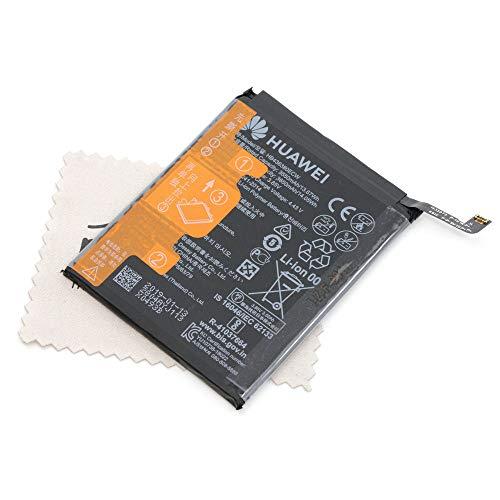 Batteria originale Huawei HB436380ECW per Huawei P30 con panno di pulizia per display Mungoo