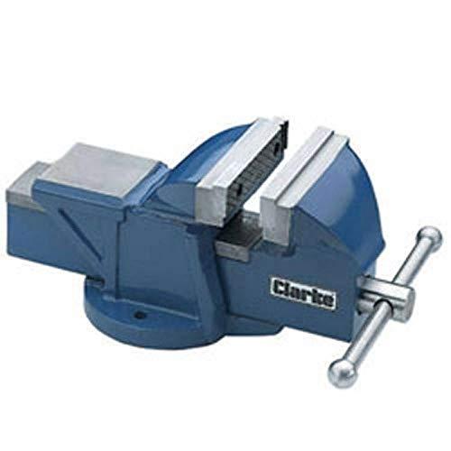 Feste Blau 7,62 cm 75 mm Metallarbeit CLARKE Schraubstock
