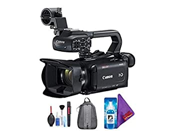 Canon XA11 Compact Full HD Camcorder with HDMI and Composite Output  PAL  + Pro Accessories Bundle