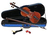 カルロジョルダーノ バイオリンアウトフィット VS-2C 1/4 あおケース