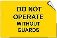 新しい金属看板危険ライフルの範囲はセキュリティサインアルミニウム金属看板を入力しないでください