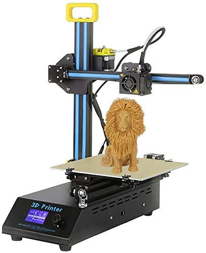 Creality Impresora 3D CR-10, DIY 3D Printer Kits En Aluminium, Tamaño de impresión Grande 300 × 300 × 400 mm