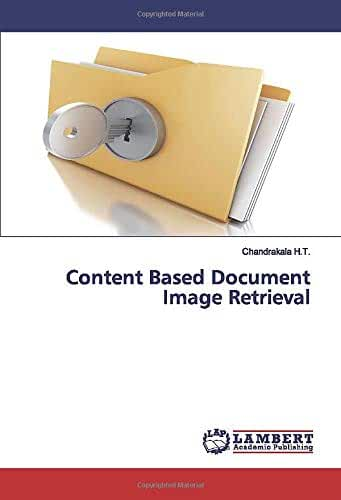 Content Based Document Image Retrieval