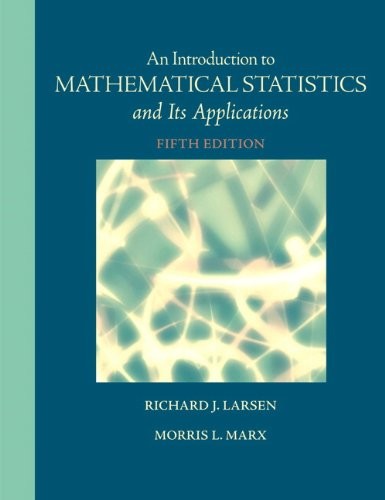 Introduction to Mathematical Statistics and Its...