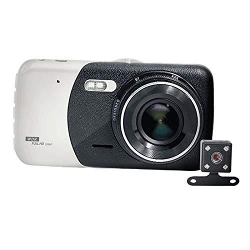 balikha Grabación de Bucle de Lente Gran Angular con Grabadora Multifunción de 4 '' HD 1080P Dash Cam