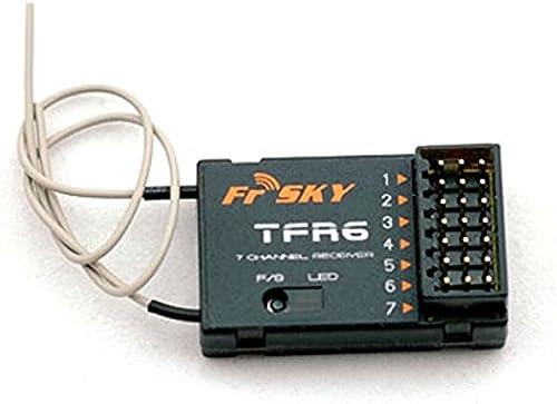 Esperando por ti Desconocido Generic FrSky TFR6 7Ch FASST FASST FASST Compatible Receiver for RC Drone FPV Racing  mejor servicio