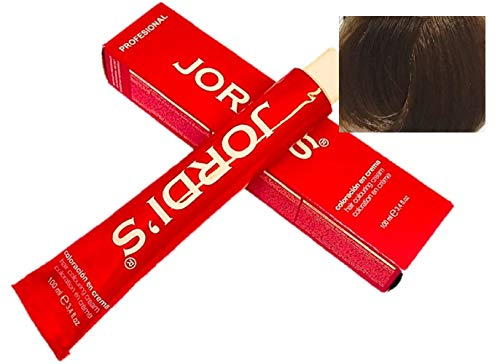 Tintes Profesionales color intenso y brillante - 6.4- RUBIO OSCURO COBRIZO - Coloración en crema 100ml.