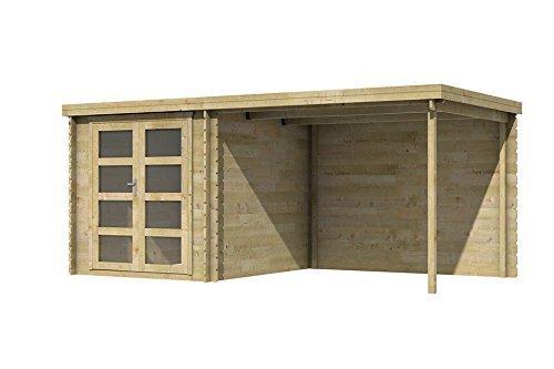 Gartenhaus / Blockhütte Fonteyn Wijchen 490 x 295 Hochdruck imprägniert