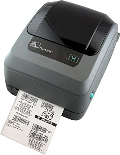 Zebra GX430t Desktop Use Label Maker