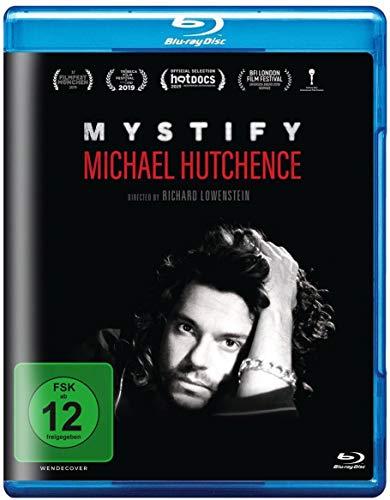 Mystify: Michael Hutchence (OmU) [Blu-ray]