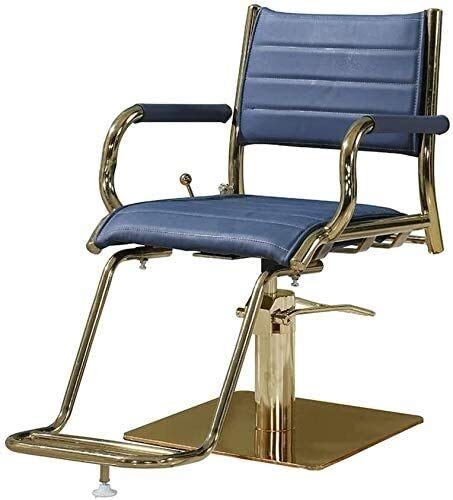 TAIDENG Hydraulic Recline Barbier-Salon-Stuhl Hydraulik-Rezlerie Allzweck Barbering Salon-Stuhl Friseurstuhl Barber Schönheit Swivelstuhl Einfache Professionelle Stylingstühle Hydraulische Aufzug