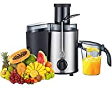 Belaco Juicer Making Machine Whole Fruit and Vegetable Juice Extractor Strong housing 500W