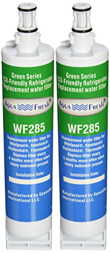 Aqua Fresh WF285 Replacement for Whirlpool 4396508 (Pack of 2)