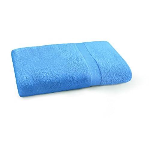 Gabel Tintunita & Co Telo Bagno, 100% Cotone, Bluette, 150 x 100 cm