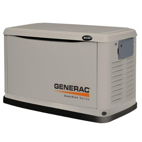 Generac 6552 Guardian Series, 22kW Air-Cooled Standby Generator