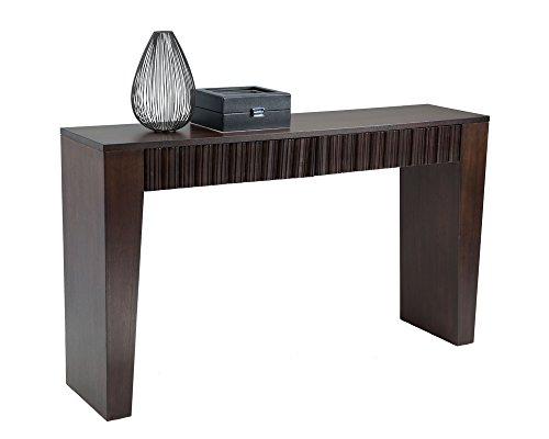 Sunpan Ikon Console Tables, Brown