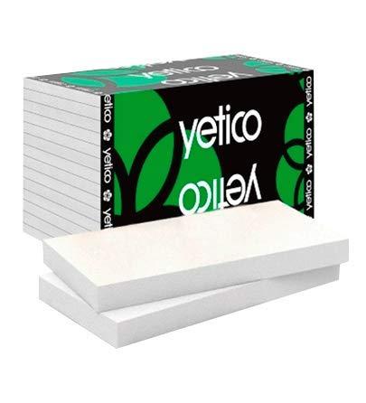 Styropor Platten Dämmplatten Dämmung 20 mm - 12 m2 / Paket - EPS 035 100 kpa druckfest Estrichdämmung - Versand in Kartons -