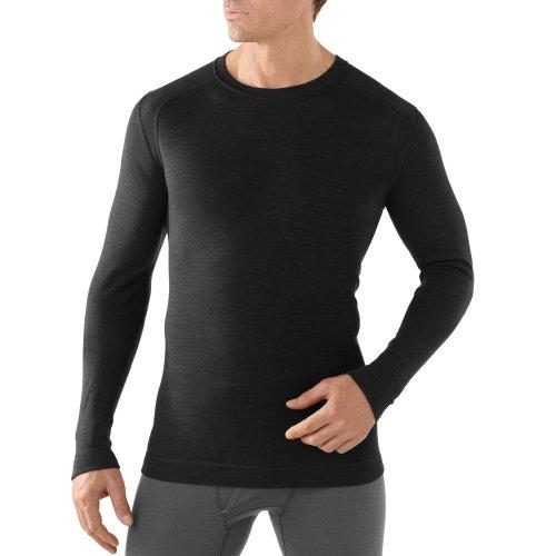 Camiseta interior para hombre de Lana Merino SmartWool-NTS Mid 250 Crew – 7 colores