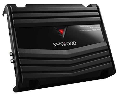 Kenwood KAC-5206 Amplificatore di Potenza Stereo,...