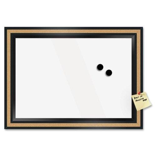 Großhandel von Fall von 10–Board Dudes Dry Erase magnetische Kork Combo board-dry-erase Combo Magnetboard, 45,7x 55,9cm weiß