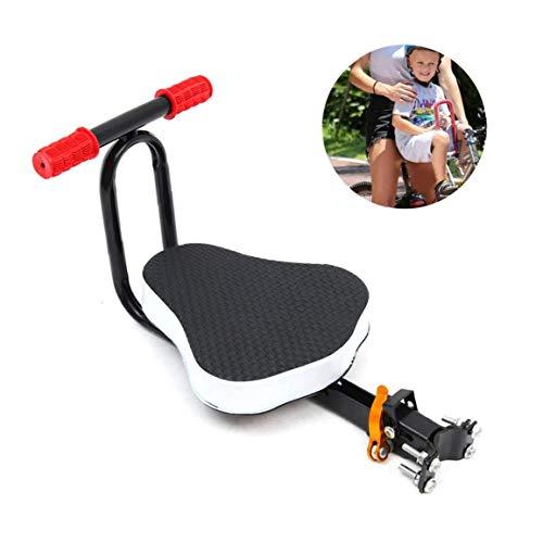 Front-mount Bambino Bike Sede Bambin Parte Anteriore Della Bicicletta Di Sicurezza Del Sedile,...
