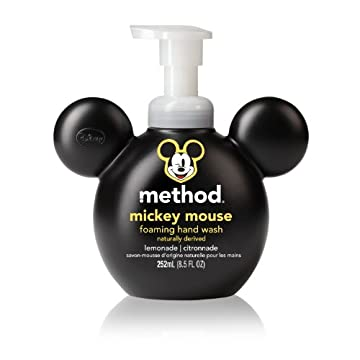 Mickey Mouse Hand Wash