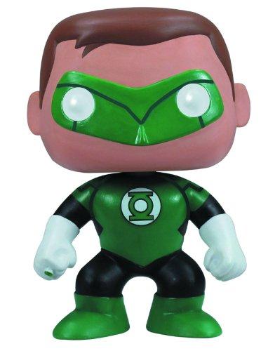 Funko Figura de Vinilo Pop Heroes: Nueva versión 52 Green Lantern
