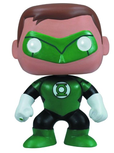 Funko Pop Heroes: New 52 Version Green Lantern Vinyl Figure