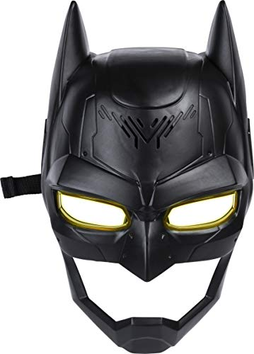 BATMAN Voice Changing Mask with Over 15 Sounds, for Kids Aged 4 and Up