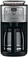 Cuisinart Grind & Brew 12 Cup Coffeemaker, Chrome
