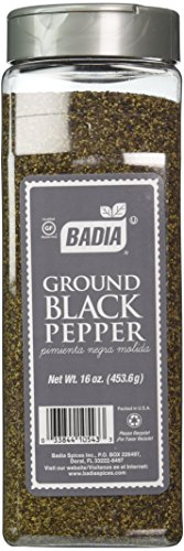 Badia Pepper Black Grnd