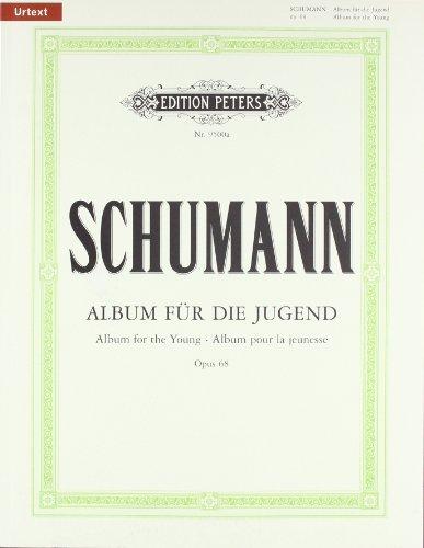 Album für die Jugend op. 68: für Klavier