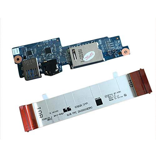 Gintai - Cable de conexión para ordenador portátil para Lenovo Yoga 700-14ISK 80QD005NCF 5C50K61110 NS-A602