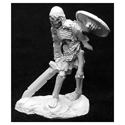 Reaper Miniatures Bog Skeleton with Sword & Shield #03944 Unpainted Metal Mini