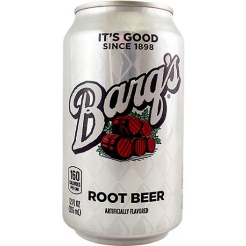 Barq's Root Beer 12 FL OZ (355 ml) - 12 Cans