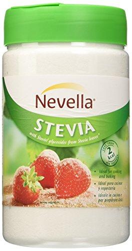 Nevella Stevia barattolo - 75 gr