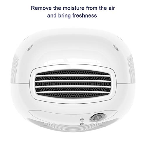Product Image 6: SEAVON Electric Upgrade Dehumidifier for Home and RV