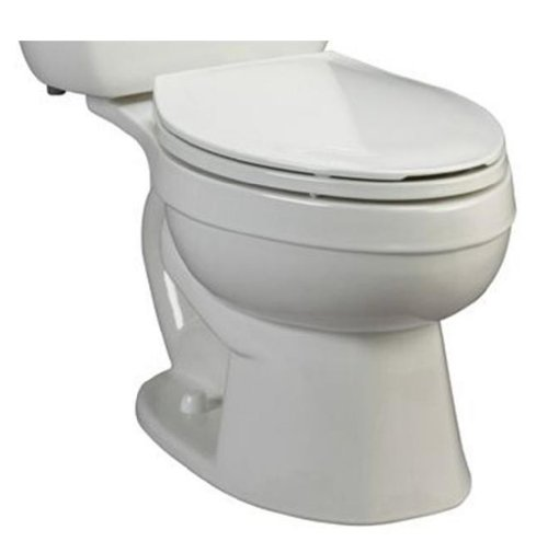 American Standard 3893.016.020 Titan Pro Elongated Toilet Bowl, White (Bowl Only)