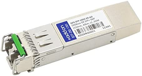 Addon-Networking SFP+ Transceiver Module Single LC Superior QFX-SF Luxury Mode