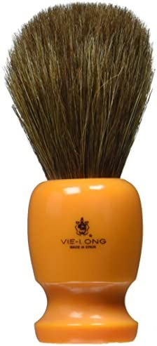 Vie Long 12750 Brown Horse Hair Shaving Brush by Vie Long product image
