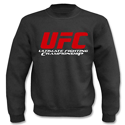 Maglia in tessuto Monster UFC Ultimate Fighting Championship bianco S