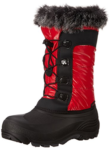 Kamik Solstice Kids Winter Boot (Toddler), Red, 9 M US Toddler