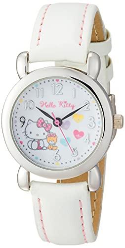 [J-AXIS] 腕時計 SR-V25-KTW ガールズ ホワイト