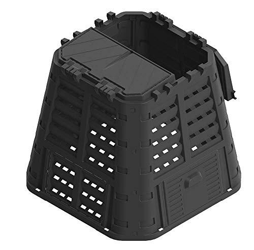 Bac de compostage - 80 x 89 cm - Plastique